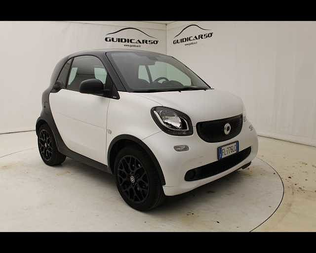Smart fortwo 3ª s. (C453) fortwo 70 1.0 twinamic Passion