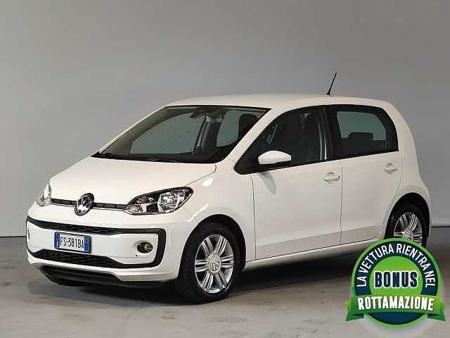 Volkswagen up! 1.0 75 CV 5p. move BlueMotion Technology ASG