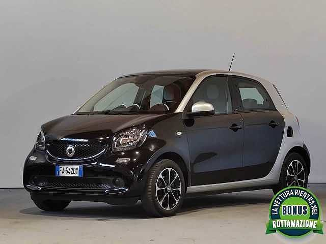 Smart forfour 70 1.0 twinamic Sport edition 1