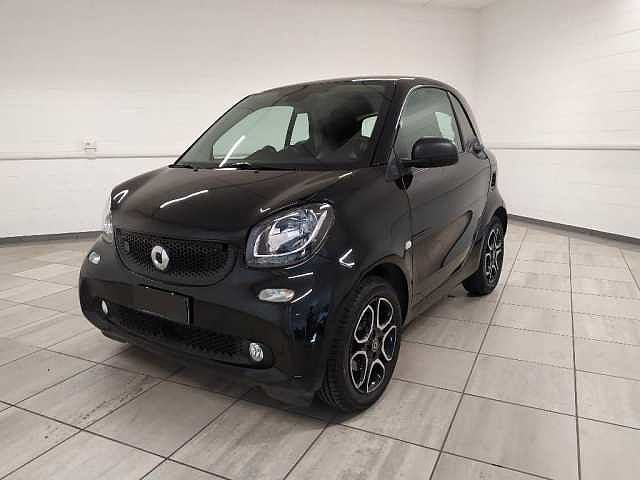 Smart Fortwo eq Passion my19