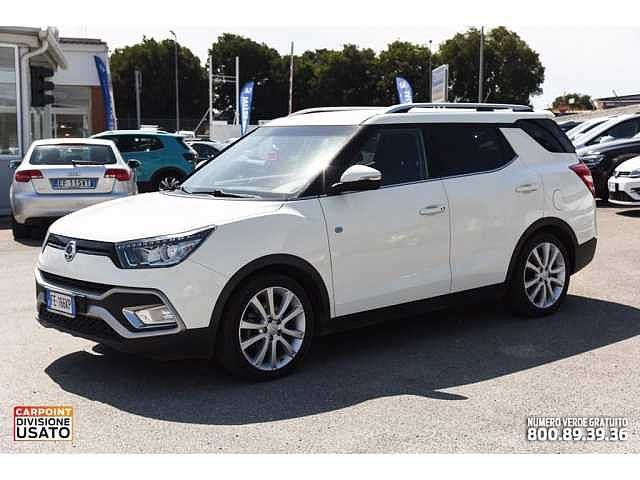 SsangYong XLV 1.6d Be 2wd auto