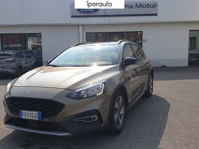 Ford Focus 1.0 Ecoboost 125 CV Active **AZIENDALE**