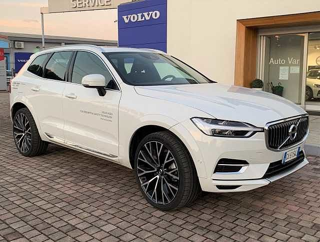 Volvo XC60 T6 Recharge AWD Geartronic Inscription Expression
