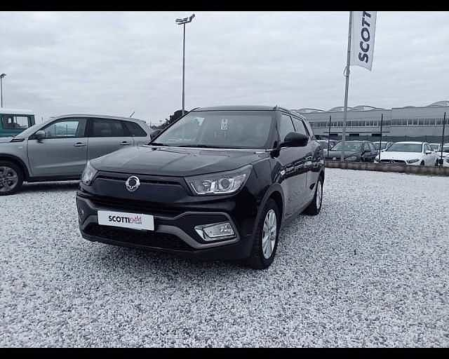 SsangYong XLV 1.6d 2WD Be Visual Cool Aebs