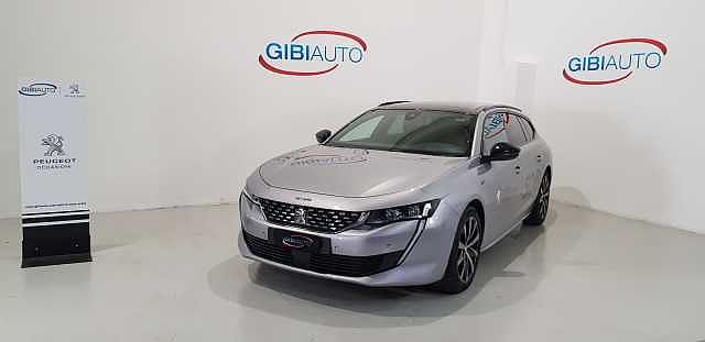Peugeot 508 2ª serie 508 BlueHDi 180 Stop&Start EAT8 SW First Edition