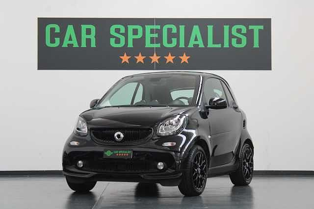 Smart fortwo 70 1.0 twinamic Passion TETTO PANORAMICO
