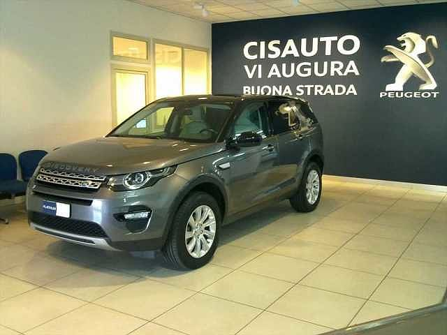 Land Rover Discovery Sport I 2015 Diesel discovery sp. 2.0 td4 HSE 150cv auto