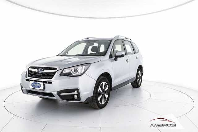 Subaru Forester 2.0d Style