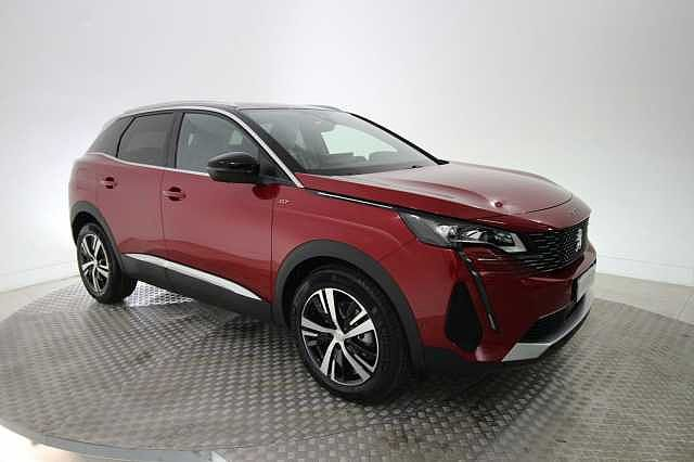 Peugeot 3008 BlueHDi 130 EAT8 S&S GT | Rosso Ultimate