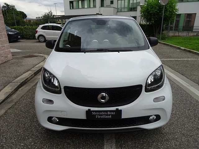 Smart forfour 2ªs. forfour 70 1.0 Youngster (2014/07->2017/07)
