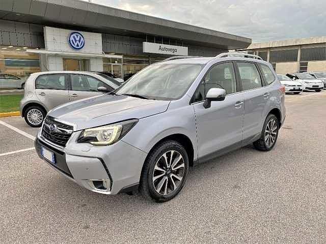 Subaru Forester 2.0d SPORT UNLIMITED LINEARTRONIC