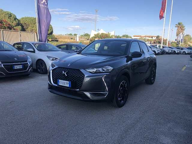 DS 3 Crossback DS 3 BlueHDi 100 So Chic