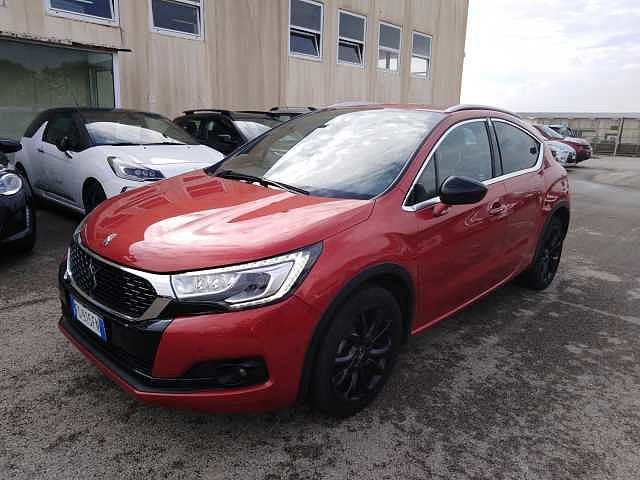 DS 4 DS 4 CROSSBACK BlueHDi 120 S&S EAT6 Sport Chic