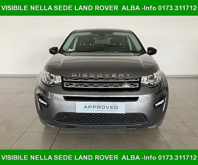 Land Rover Discovery Sport 2.0 TD4 150 CV Pure AWD